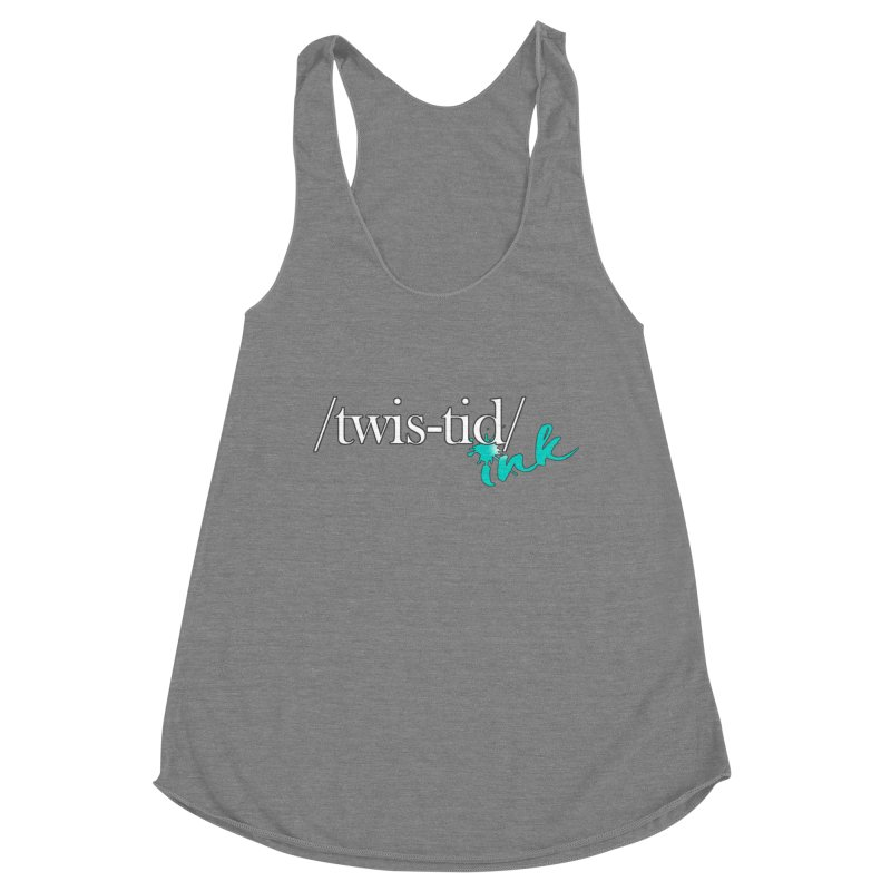 Twistid teal Women's Tank by Twistid ink's Artist Shop