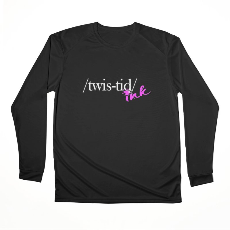 Twistid pink Women's Longsleeve T-Shirt by Twistid ink's Artist Shop