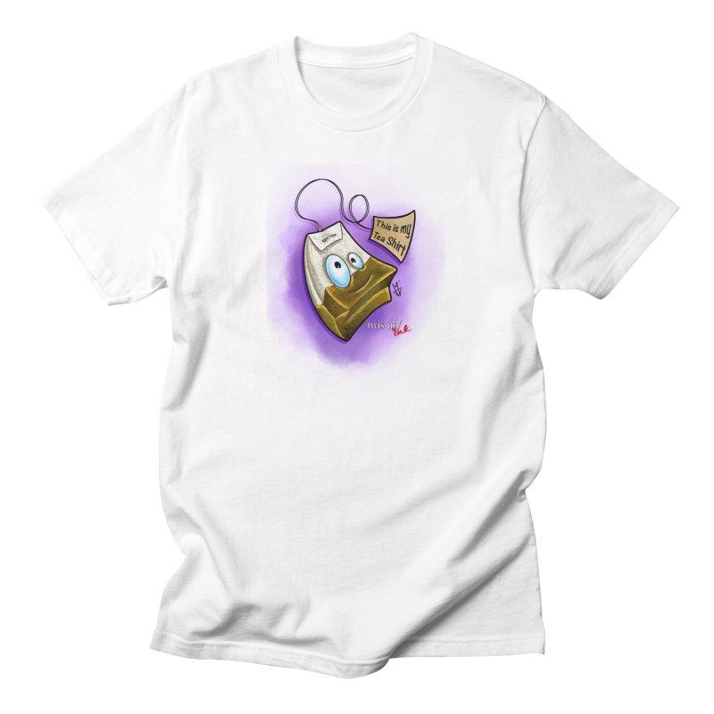 Twistid Tea shirt Men's T-Shirt by Twistid ink's Artist Shop