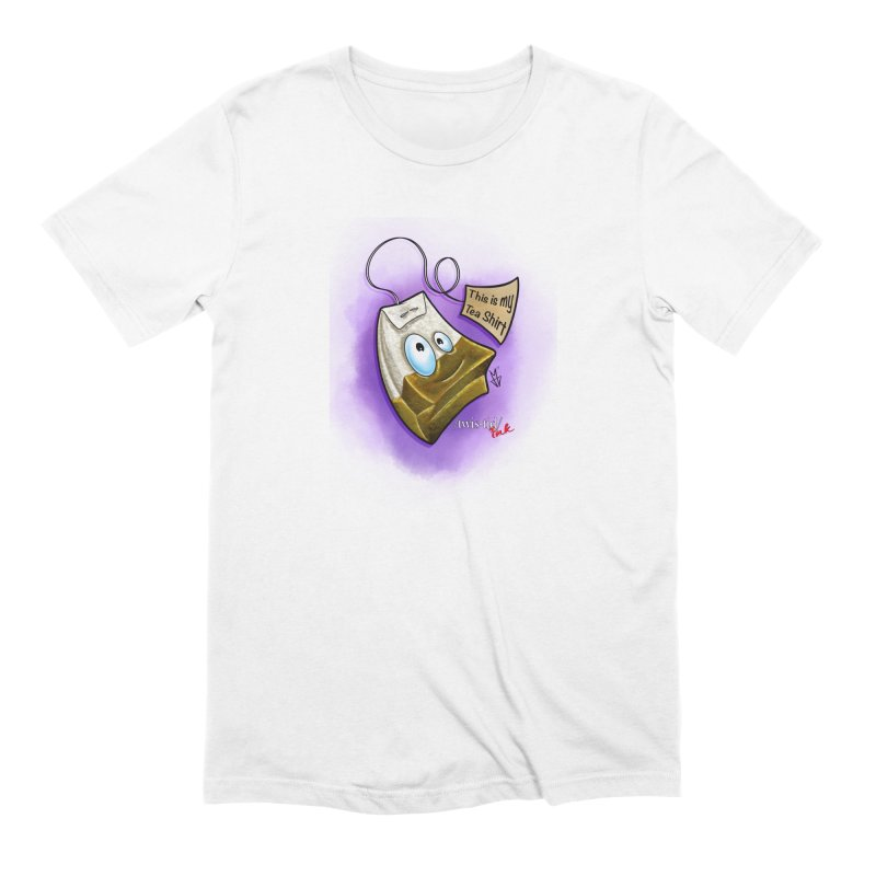 Twistid Tea shirt Men's Extra Soft T-Shirt by Twistid ink's Artist Shop