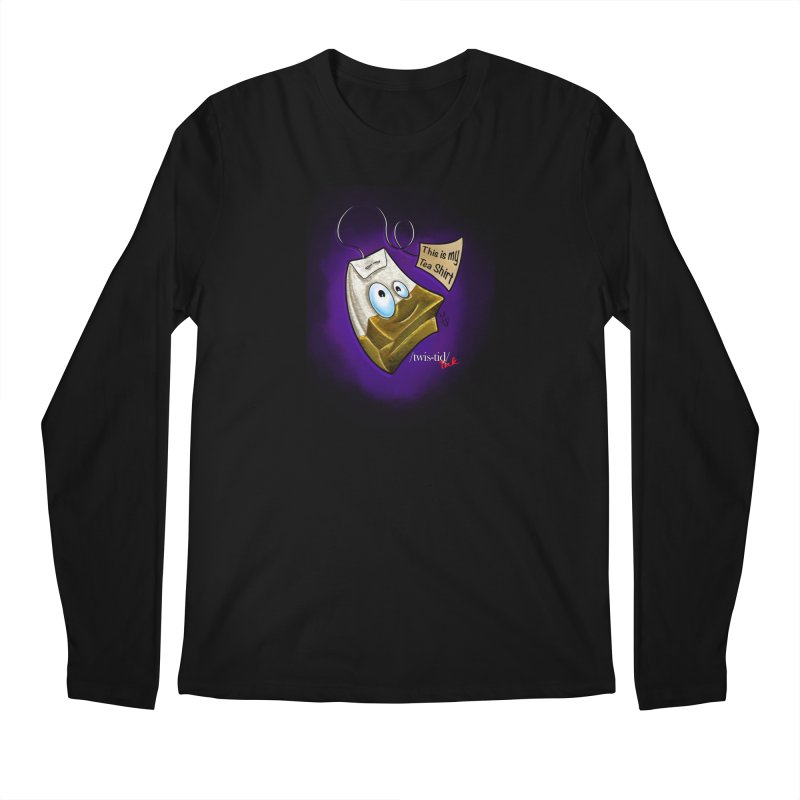Twistid Tea shirt Men's Longsleeve T-Shirt by Twistid ink's Artist Shop