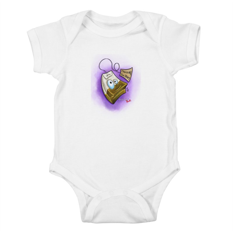 Twistid Tea shirt Kids Baby Bodysuit by Twistid ink's Artist Shop