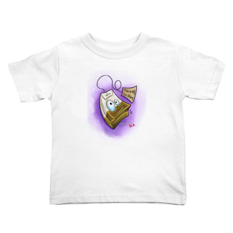 Twistid Tea shirt Kids Toddler T-Shirt by Twistid ink's Artist Shop