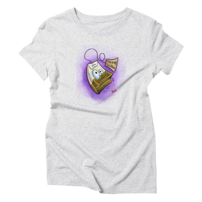 Twistid Tea shirt Women's T-Shirt by Twistid ink's Artist Shop
