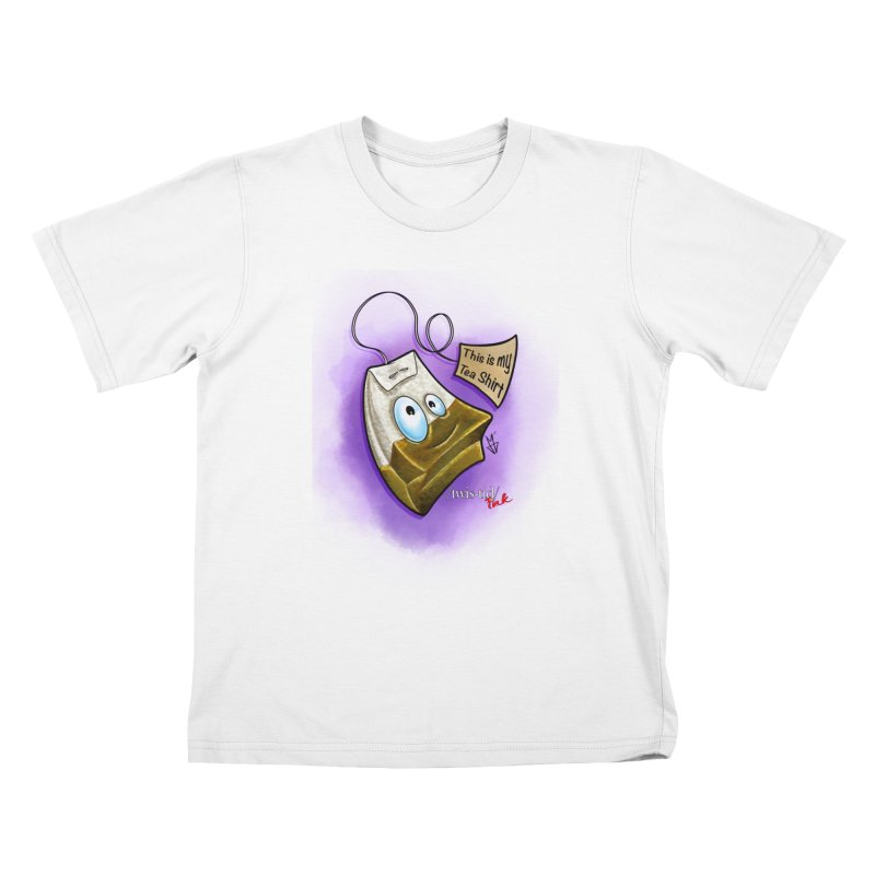 Twistid Tea shirt Kids T-Shirt by Twistid ink's Artist Shop