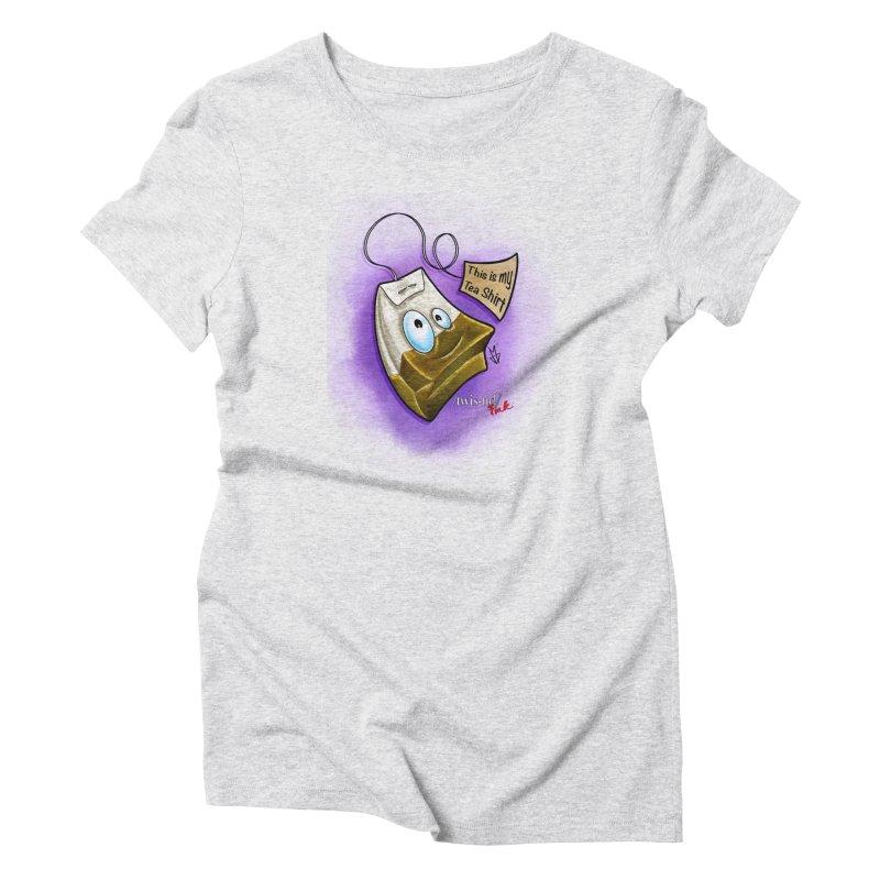 Twistid Tea shirt Women's Triblend T-Shirt by Twistid ink's Artist Shop