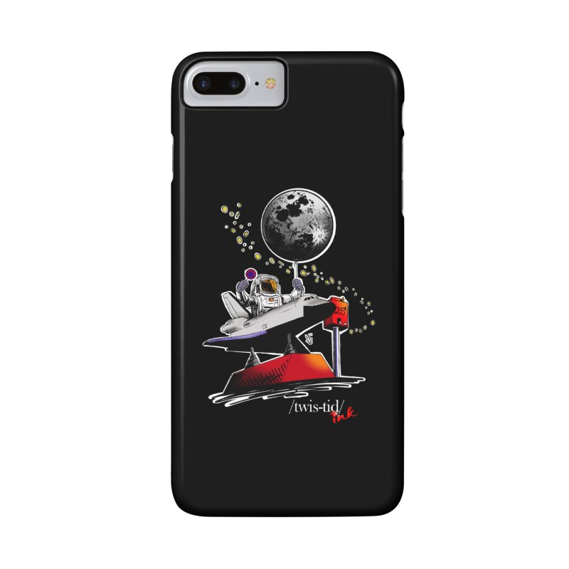 Twistid Space Accessories Phone Case by Twistid ink's Artist Shop