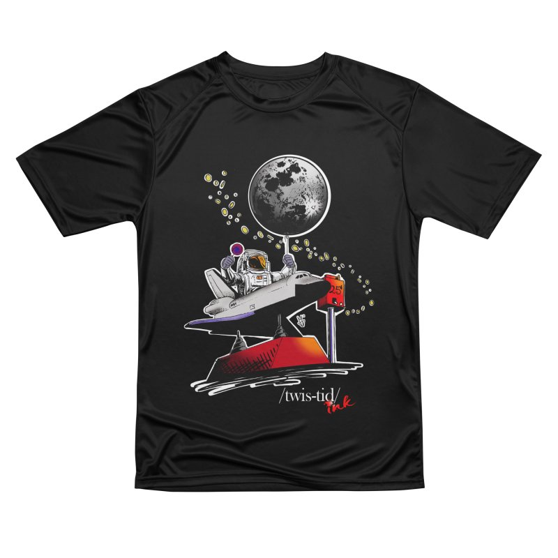 Twistid Space Men's T-Shirt by Twistid ink's Artist Shop