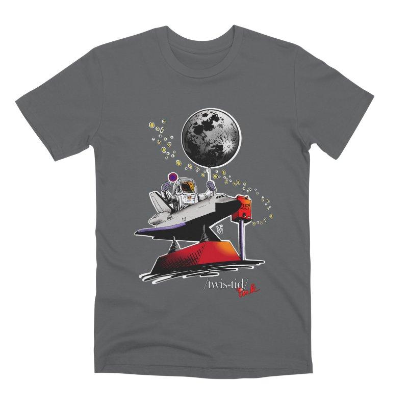 Twistid Space Men's Premium T-Shirt by Twistid ink's Artist Shop