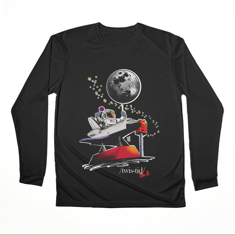 Twistid Space Men's Longsleeve T-Shirt by Twistid ink's Artist Shop