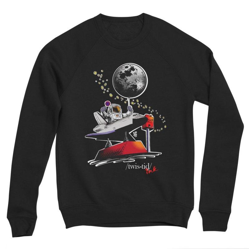 Twistid Space Men's Sweatshirt by Twistid ink's Artist Shop