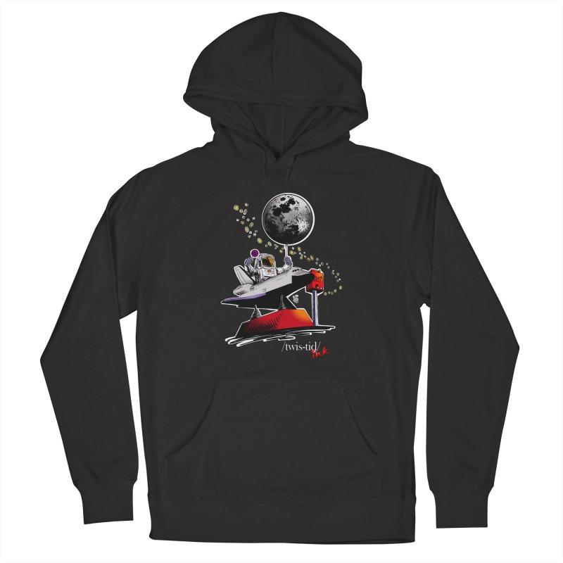 Twistid Space Men's Pullover Hoody by Twistid ink's Artist Shop