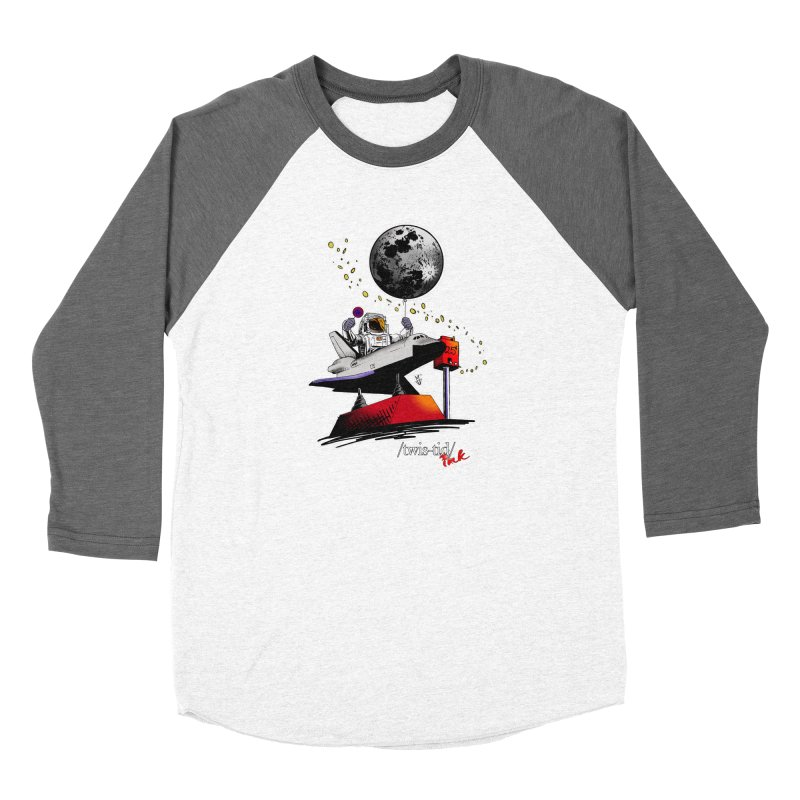 Twistid Space Women's Longsleeve T-Shirt by Twistid ink's Artist Shop