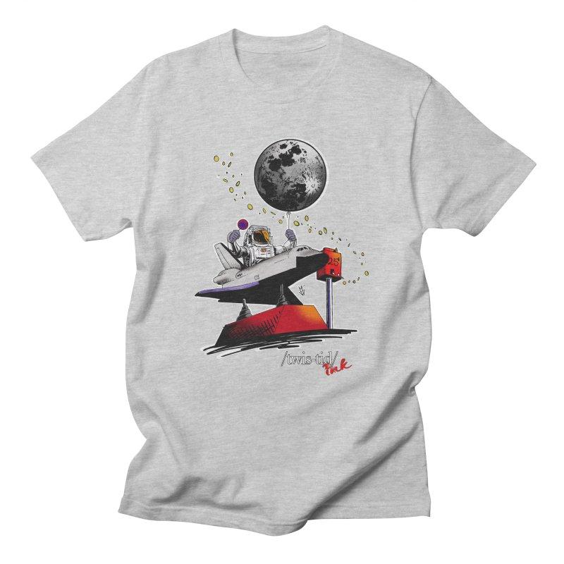Twistid Space Men's T-Shirt by Twistid ink's Artist Shop
