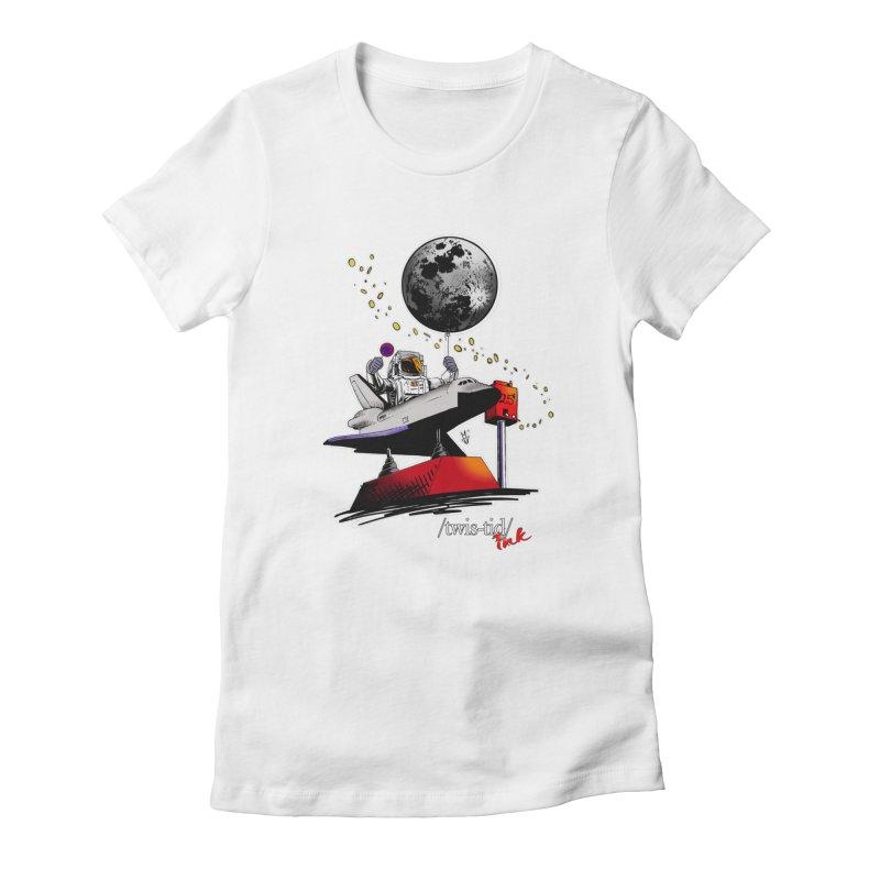 Twistid Space Women's T-Shirt by Twistid ink's Artist Shop
