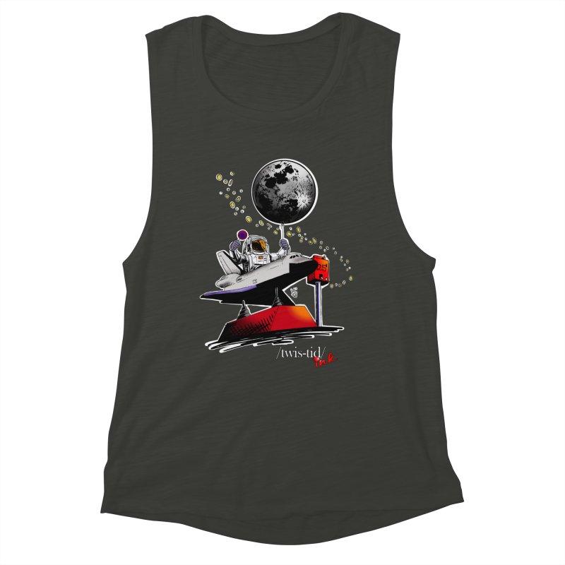 Twistid Space Women's Tank by Twistid ink's Artist Shop