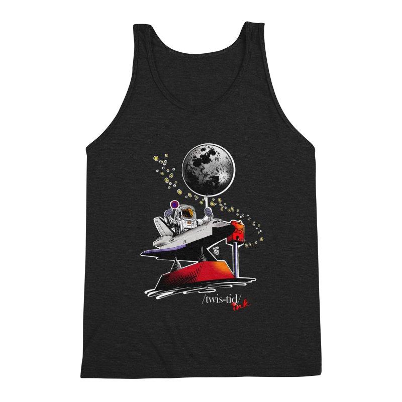 Twistid Space Men's Tank by Twistid ink's Artist Shop