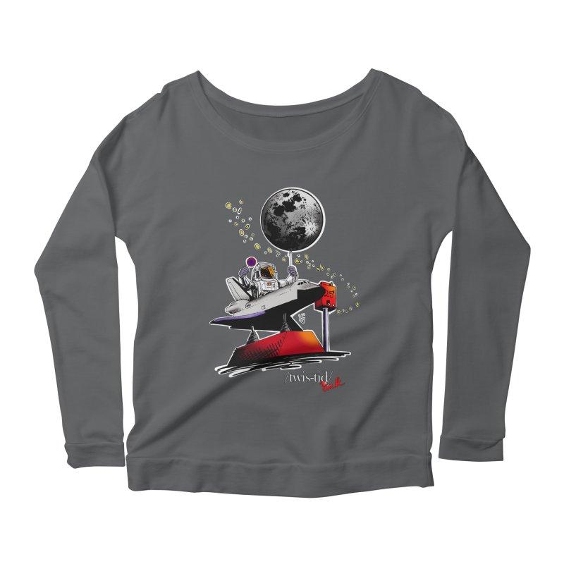 Twistid Space Women's Longsleeve T-Shirt by Twistid ink's Artist Shop