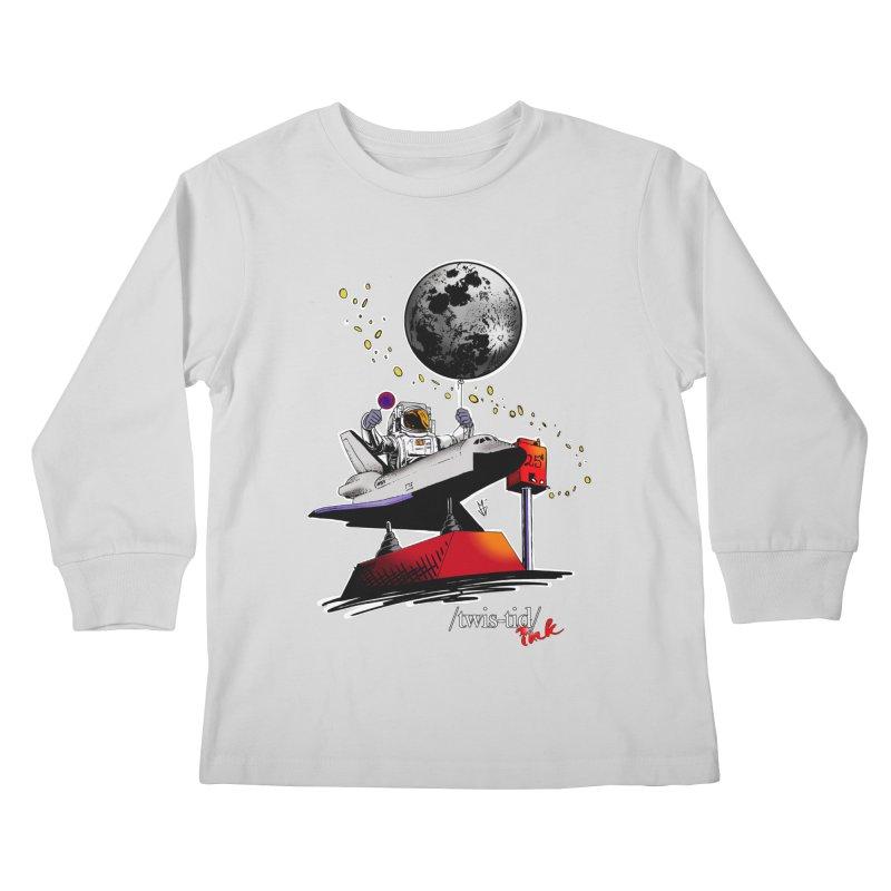 Twistid Space Kids Longsleeve T-Shirt by Twistid ink's Artist Shop
