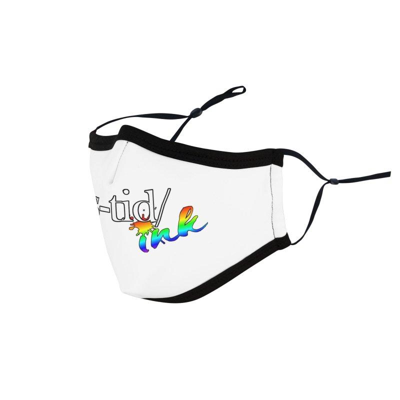 Pride Twistid Accessories Face Mask by Twistid ink's Artist Shop
