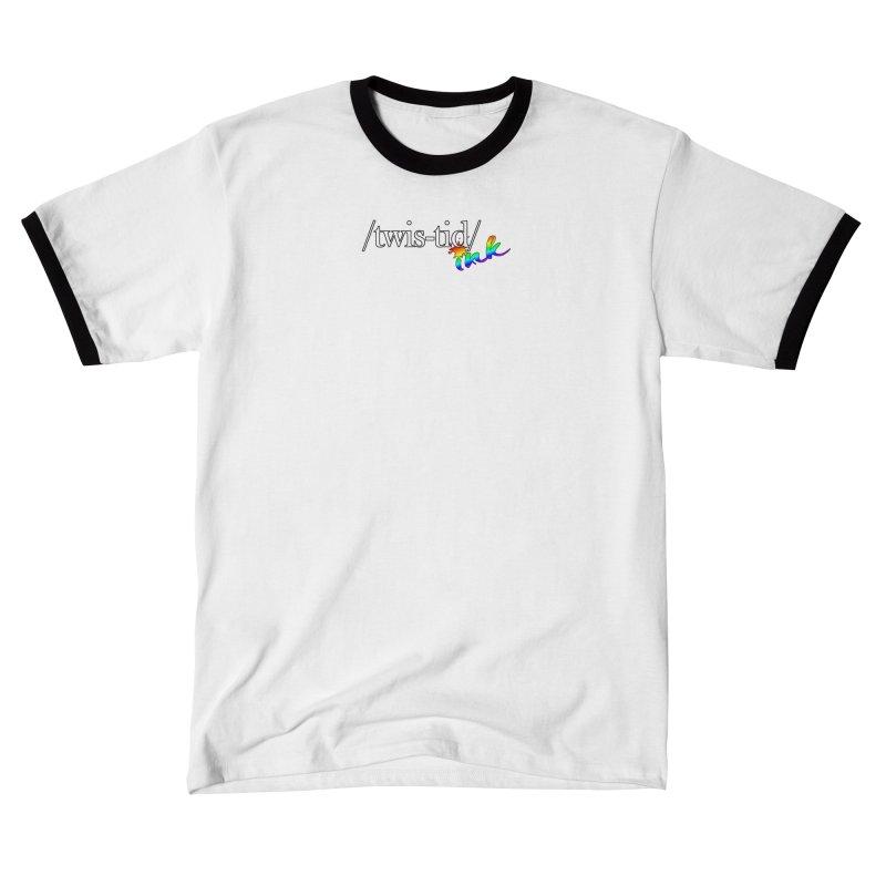 Pride Twistid Men's T-Shirt by Twistid ink's Artist Shop