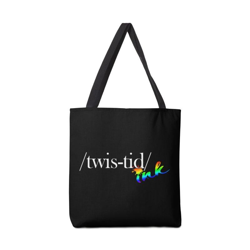 Pride Twistid Accessories Bag by Twistid ink's Artist Shop