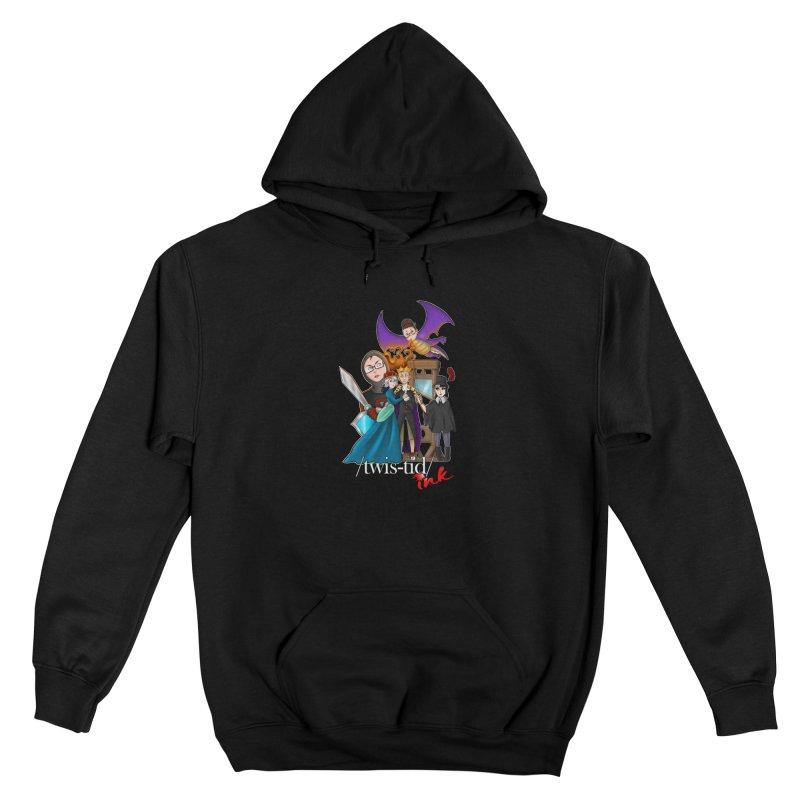 Twistid characters team Men's Pullover Hoody by Twistid ink's Artist Shop