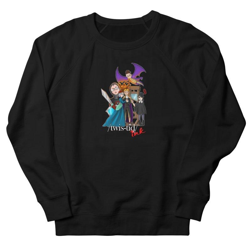 Twistid characters team Women's Sweatshirt by Twistid ink's Artist Shop