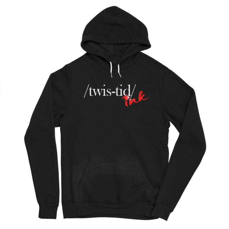 Twistid Ink logo Men's Pullover Hoody by Twistid ink's Artist Shop