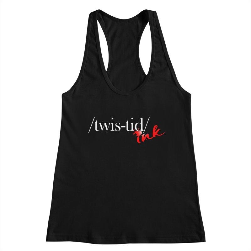 Twistid Ink logo Women's Tank by Twistid ink's Artist Shop