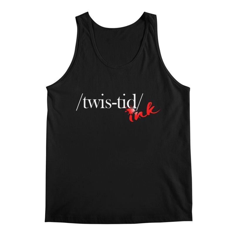 Twistid Ink logo Men's Tank by Twistid ink's Artist Shop