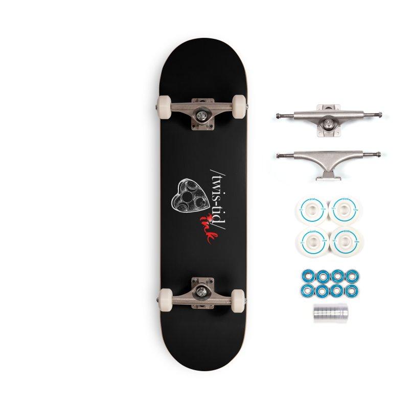 Ouija 2 Accessories Complete - Basic Skateboard by Twistid ink's Artist Shop