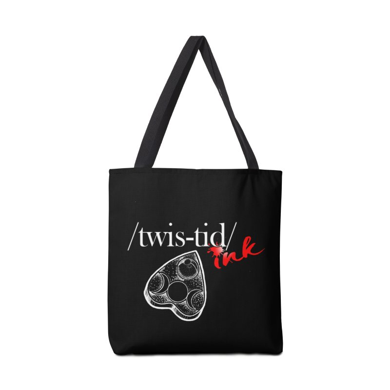 Ouija 2 Accessories Bag by Twistid ink's Artist Shop