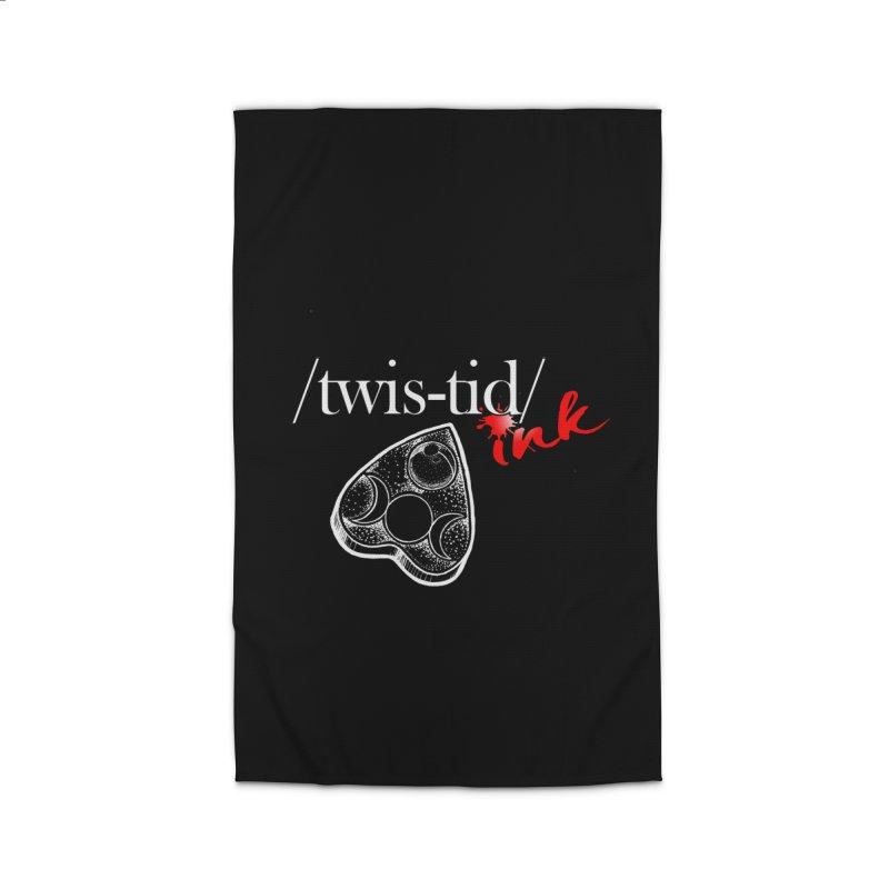 Ouija 2 Home Rug by Twistid ink's Artist Shop