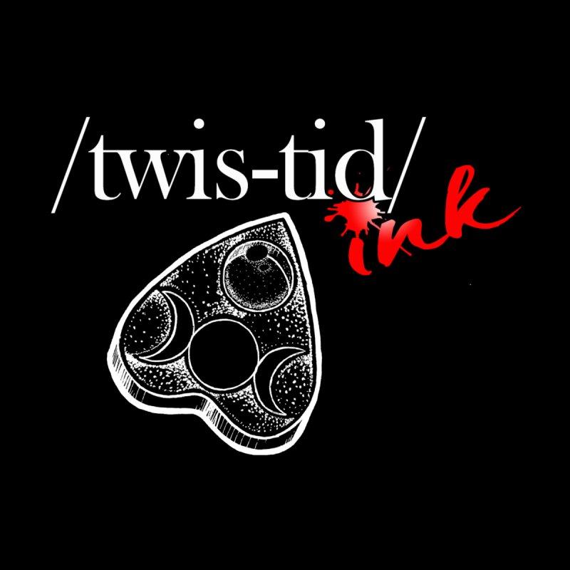 Ouija 2 Accessories Sticker by Twistid ink's Artist Shop