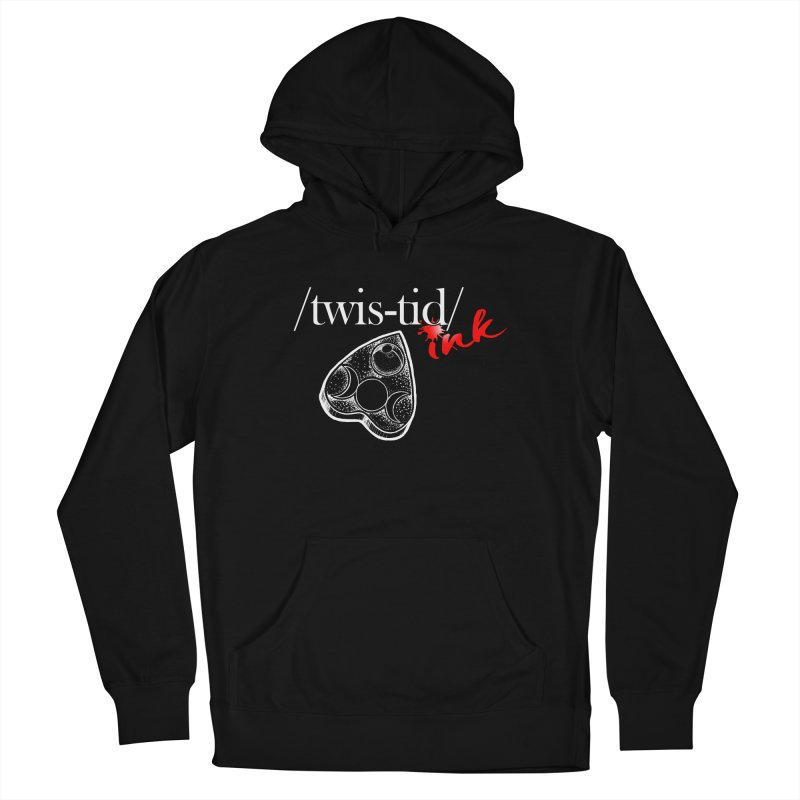 Ouija 2 Men's French Terry Pullover Hoody by Twistid ink's Artist Shop