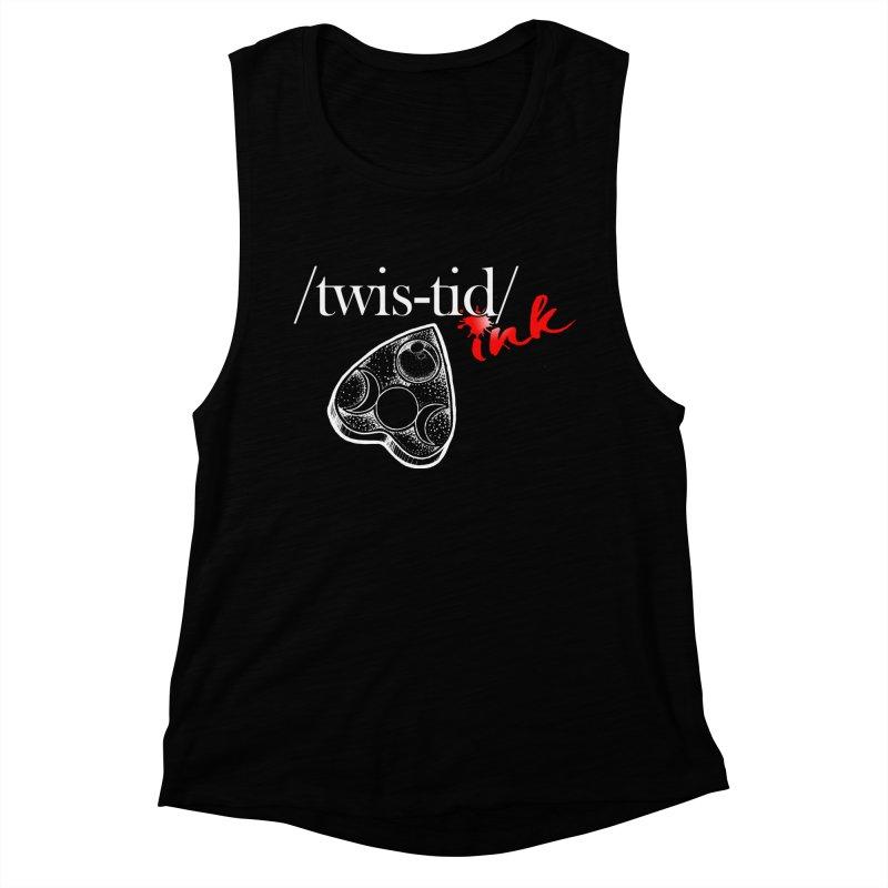 Ouija 2 Women's Muscle Tank by Twistid ink's Artist Shop
