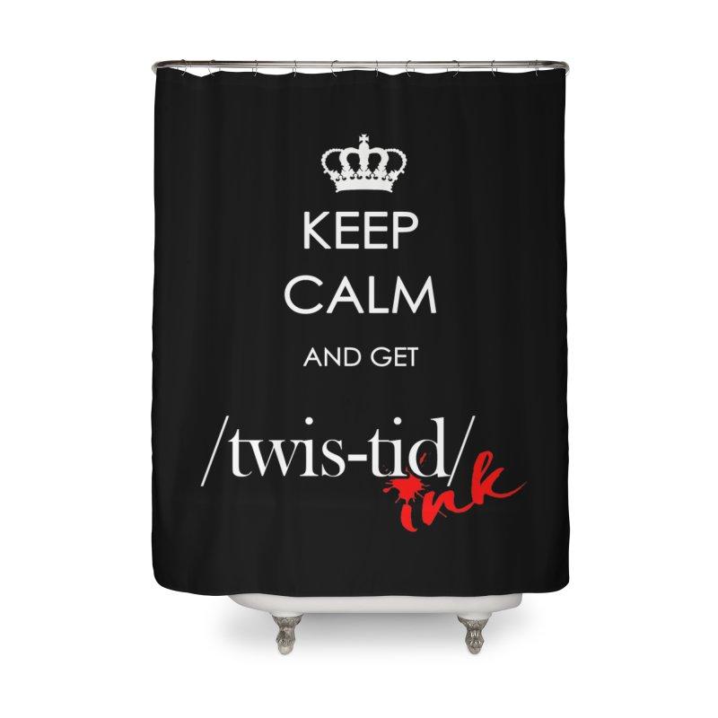 KCGT Home Shower Curtain by Twistid ink's Artist Shop