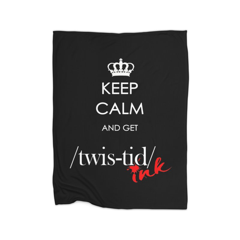 KCGT Home Blanket by Twistid ink's Artist Shop
