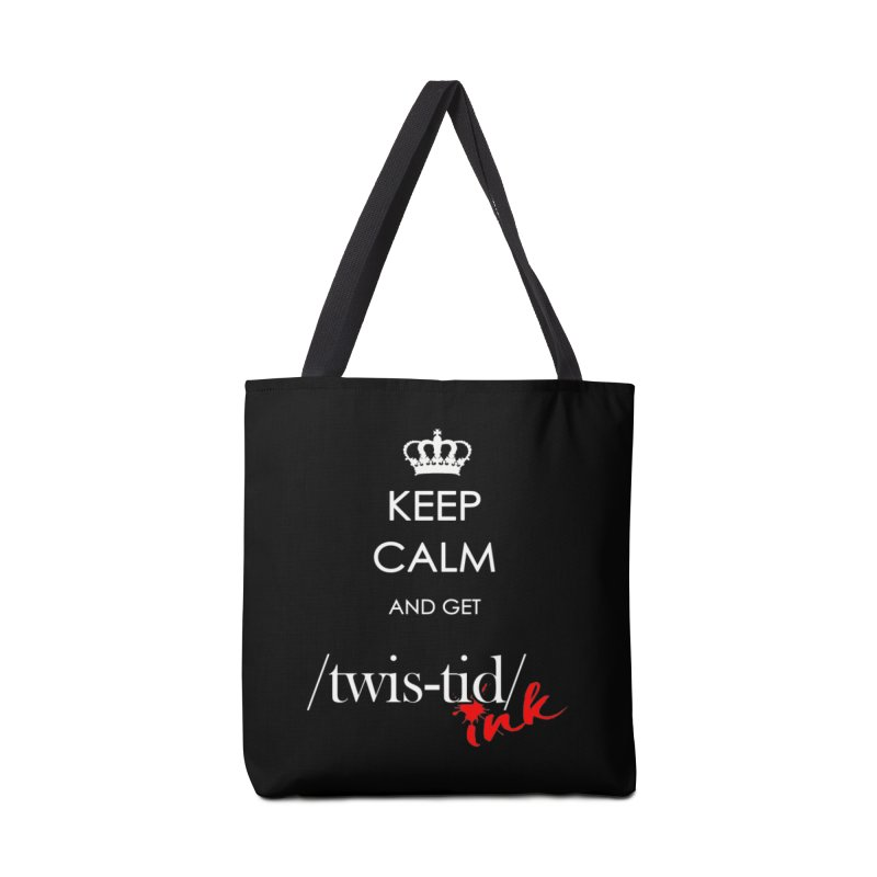 KCGT Accessories Bag by Twistid ink's Artist Shop