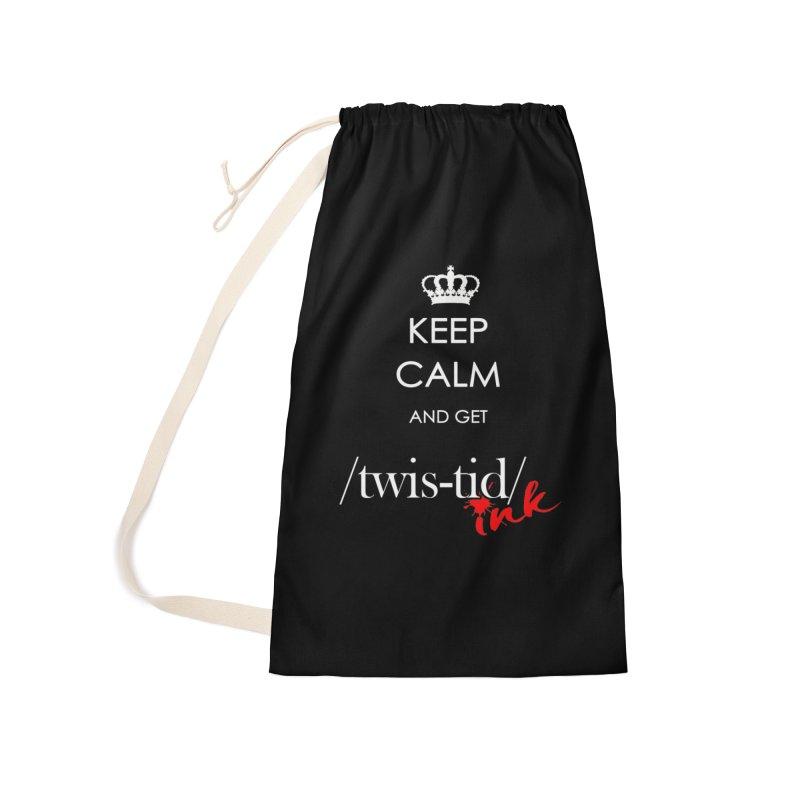 KCGT Accessories Bag by Twistid ink's Artist Shop