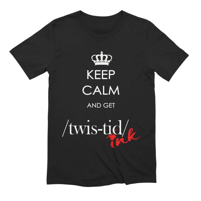 KCGT Men's Extra Soft T-Shirt by Twistid ink's Artist Shop