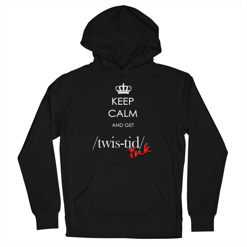 KCGT Men's French Terry Pullover Hoody by Twistid ink's Artist Shop