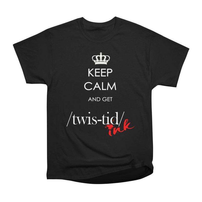 KCGT Men's T-Shirt by Twistid ink's Artist Shop