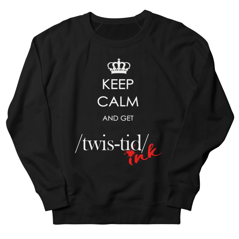 KCGT Women's French Terry Sweatshirt by Twistid ink's Artist Shop