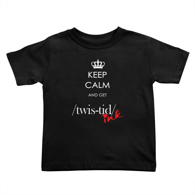 KCGT Kids Toddler T-Shirt by Twistid ink's Artist Shop