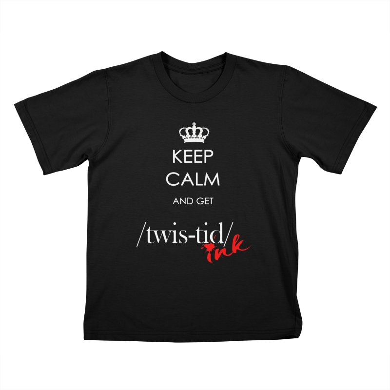KCGT Kids T-Shirt by Twistid ink's Artist Shop