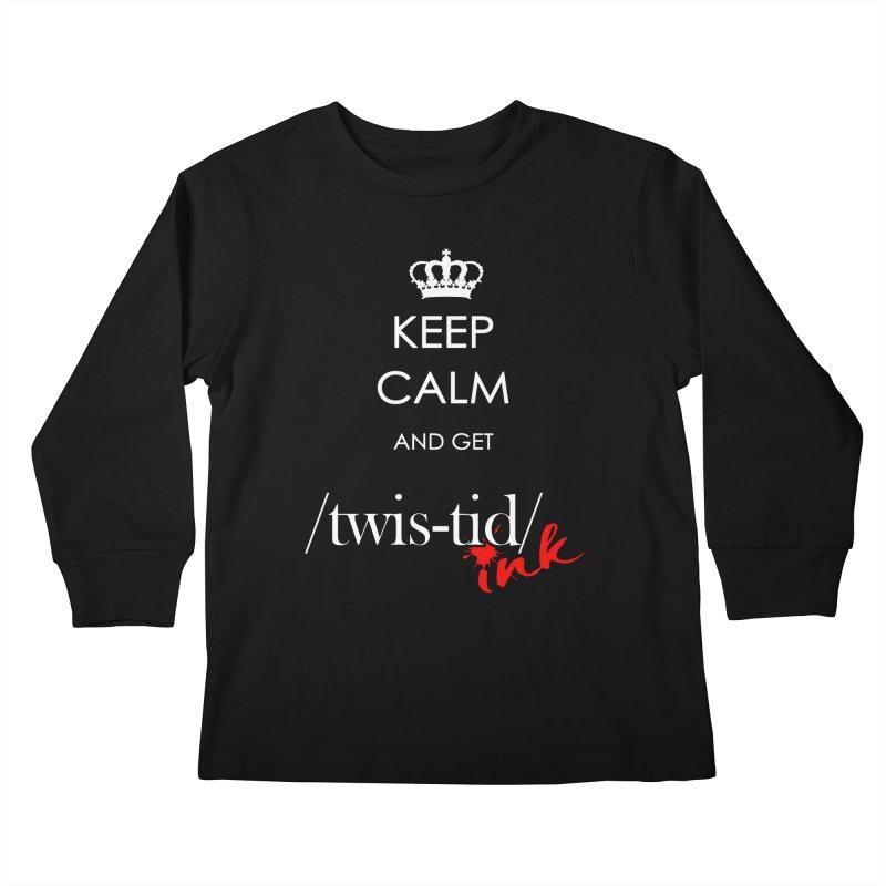 KCGT Kids Longsleeve T-Shirt by Twistid ink's Artist Shop