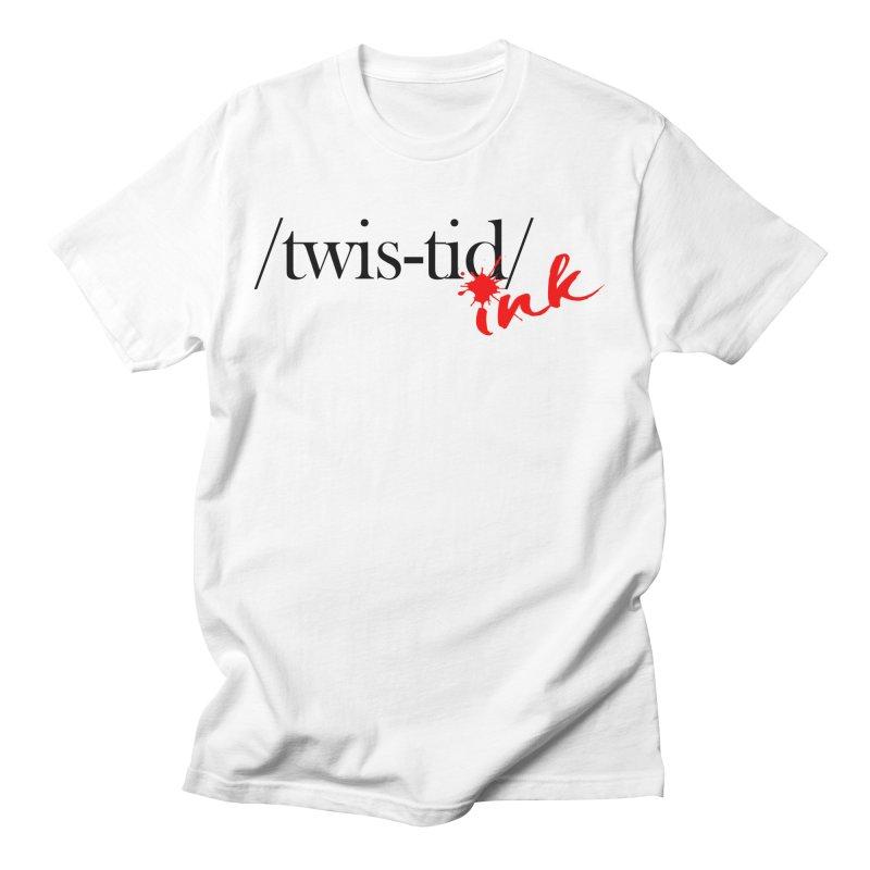 Twistid Ink blk & red Women's T-Shirt by Twistid ink's Artist Shop