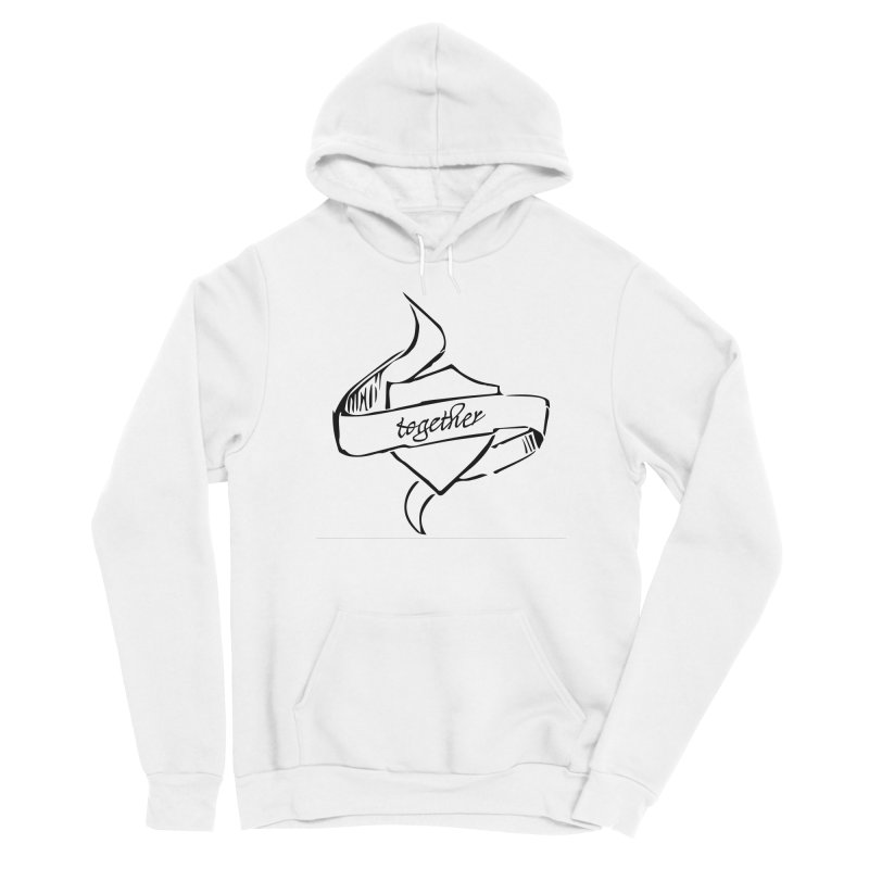Together Men's Pullover Hoody by twlawrence's Artist Shop
